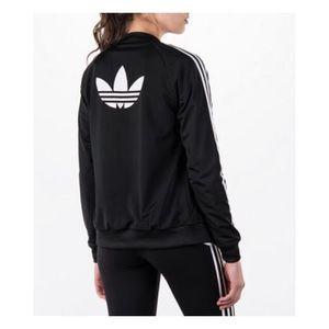 Adidas Originals Superstar Trefoil Track Jacket